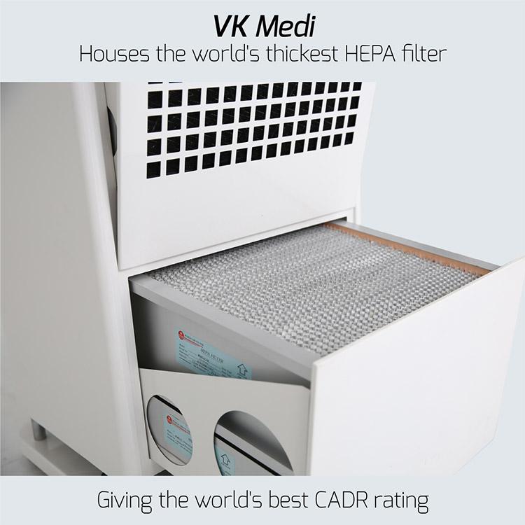 VK Medi HEPA Filter